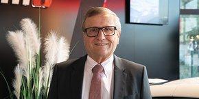 Jean-Bernard Maurin, P-dg du Groupe Maurin.