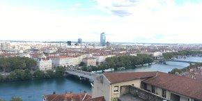 Lyon : première des métropoles françaises attractives