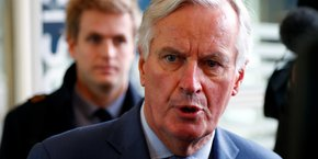 Michel Barnier, négociateur en chef de l'Union pour la question du Brexit.