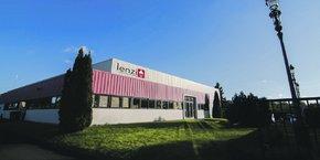 Les locaux de Lenzi sont en cours de réorganisation afin de clarifier les flux de production au sein du site.
