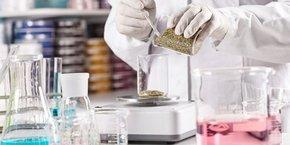 Les produits de la nouvelle marque, The French Lab, sont formulés et fabriqués par Lustrel