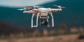 La solution de détection de Drone XTR couvre un rayon de 10 km.