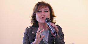Carole Delga, présidente de la Région Occitanie, défend sa gestion du budget.