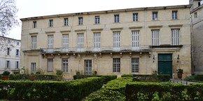L'Hôtel Richer de Belleval, en plein travaux, ouvrira ses portes au printemps 2020.