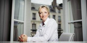 La présidente de la fédération des promoteurs immobiliers Alexandra François-Cuxac