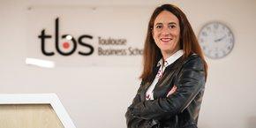 Stéphanie Lavigne est la nouvelle directrice générale de la TBS depuis le 1er octobre dernier.