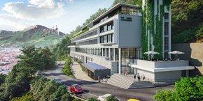 The Babel Community s'apprête à implanter une résidence de coliving et de coworking à Grenoble d'ici 2022, en lieu et place de l'ancien bâtiment Dolomieu.