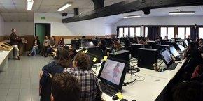 L'école Pivaut accueille plus de 800 étudiants