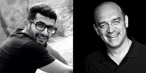 Nordine El Ouachmi et Pierre Mestre sont désormais associés dans le groupe BuroStation (Bureaux & Co) à Montpellier.