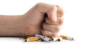 Photo d'illustration. Avec cette appli fondée sur les thérapies comportementales et cognitives, plus on résiste à l'envie de fumer et plus l'on gagne de points.