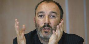 Pierre Bellanger, le patron et fondateur de Skyrock.