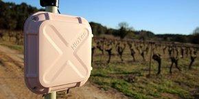 Un des boitiers fabriqués par HIoTee pour la collecte de data par satellite en zones contraintes