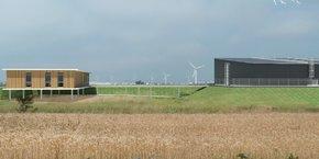 La production d'hydrogène sur le site de production de Bouin, en Vendée, doit débuter en 2021.