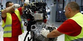 Le marché automobile européen s'essouffle.