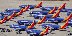 Photo d'illustration. La dette de Boeing s'élevait à 25 milliards de dollars au 30 septembre 2019, en hausse de 31,6% sur trois mois.
