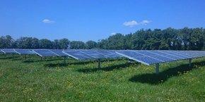 La centrale photovoltaïque du Soler (66) fait partie des actifs du parc ASP3 dont Arkolia Energies vient de racheter la totalité des parts.