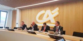 Le Crédit Agricole Sud-Rhône Alpes (CASRA), dont le siège est situé sur la Presqu'île grenobloise, a présenté ce lundi des résultats 2019 qui démontrent une forte dynamique commerciale, malgré un contexte social et économique contraint.