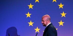 Il n'a pas été possible de conclure un accord. Nous avons besoin de plus de temps, a déclaré Charles Michel, le président du Conseil européen.