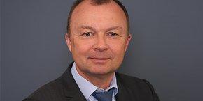 Frédéric Mercier, directeur général adjoint de la Banque Populaire du Sud