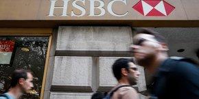 Après deux exercices à l'équilibre, HSBC France a perdu 1,16 milliard de dollars en 202O.