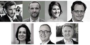 Sept des huit candidats déclarés aux municipales 2020 de Montpellier seront présents : Mohed Altrad, Michael Delafosse, Alenka Doulain, Alex Larue, Coralie Mantion, Olaf Rokvam et Patrick Vignal.