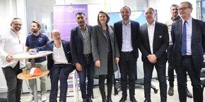 Les candidats ont été interpelés, le 20 février, par France Digitale sur les moyens de booster l'écosystème numérique de Montpellier