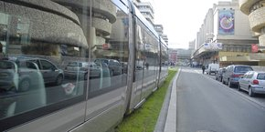 Le réseau de tramway est crédit d'une note de 2,8/5 par les 1400 répondants à l'enquête en ligne.