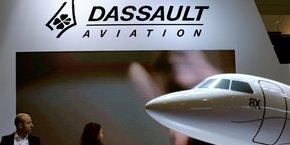 Dassault Aviation avait prévu en 2020 une baisse du chiffre d'affaires avec 13 Rafale export et 40 Falcon livrés.