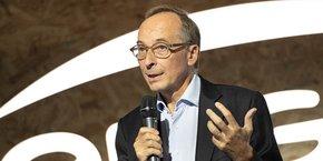 Wilfrid Petrie, Directeur Général Adjoint d'ENGIE, en charge d'ENGIE Solutions.