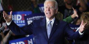 Une phrase prononcée par Joe Biden dans un discours a été coupée et sortie de son contexte par des partisans pro-Trump, et est devenue virale sur les réseaux sociaux.