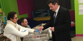 Le maire LR sortant, Gaël Perdriau, a récolté près de 47% des suffrages.