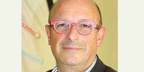 Bruno Dumas, président de la FFB Occitanie.