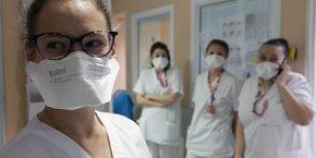 Ces masques FFP2 à usage unique, vont-ils pouvoir être suppléés par un masque FFP2 réutilisable à base de tissu ?