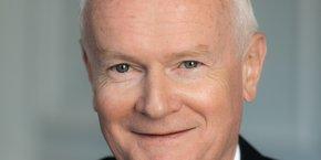 Le président du conseil supérieur du notariat (CSN), Jean-François Humbert.