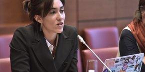 La députée Paula Forteza, cofondatrice de l'initiative transpartisane Le Jour d'Après.