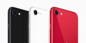 Le nouvel iPhone SE, successeur de l'appareil du même nom sorti en 2016, coûtera 399 dollars ou plus, selon les options, a indiqué la marque dans un communiqué.