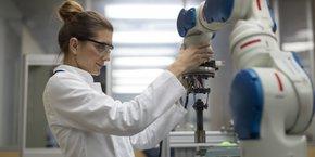 Sileane veut désormais passer à la vitesse supérieure pour enclencher l'industrialisation de son robot autonome, destiné au tri des déchets nucléaires.