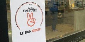 Le label peut être obtenu par tous les commerçants de France via internet.