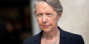 Élisabeth Borne, Ministre du Travail, de l'Emploi et de l'Insertion
