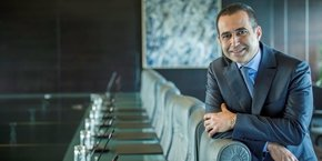 Ismaïl Douiri, Directeur Général Délégué du groupe Attijariwafa bank, en charge du pôle Banque de détail à l'international et filiales de financement spécialisées.