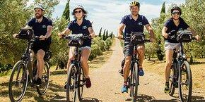 Cyrpeo organise des séjours découverte à vélo en France et en Europe.
