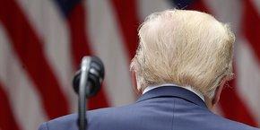 Donald Trump a dénoncé l'échec de l'OMS dans la lutte contre l'actuelle pandémie et l'a qualifiée de marionnette de la Chine.