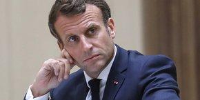 Emmanuel Macron a donné le cap de sa fin de mandat.
