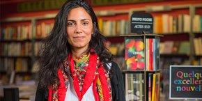 Florence Doumenc, DG de la librairie Sauramps à Montpellier