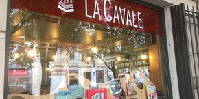 La librairie La Cavale est l'unique librairie coopérative de Montpellier.