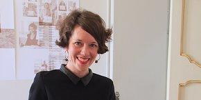 Vannina Bernard-Leoni, Directrice du pôle innovation et développement de l'Université de Corse