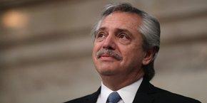 Le président argentin de centre gauche, Alberto Fernandez, s'est dit très content pour le pays.