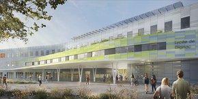 Le lycée Simone Veil, à Gignac (34), sera officiellement inauguré le 7 septembre prochain et accueillera 275 élèves de Seconde.