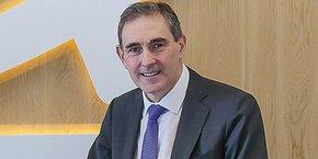 Christian Rouchon est le directeur général du Crédit Agricole du Languedoc depuis septembre 2020.