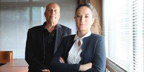 Thierry Cammal et Hedwige Lalleman sont à la tête du cluster Totem.